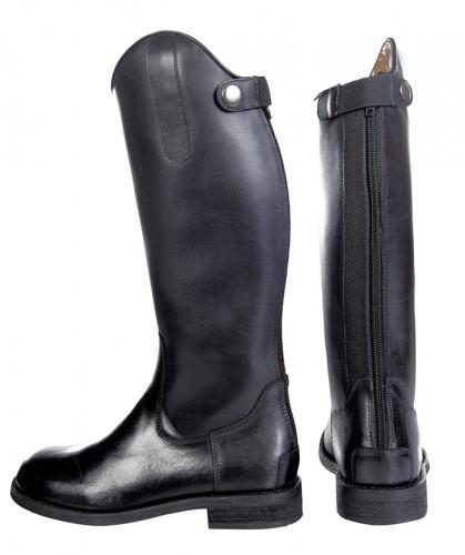 Bottes cuir Enfant CORDOBA - Bottes & boots d'équitation enfant