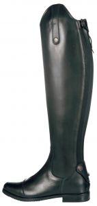Bottes cuir CADIZ, Courtes/largeur standard