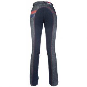 Pantalon 36 jodhpur County Denim fond peau