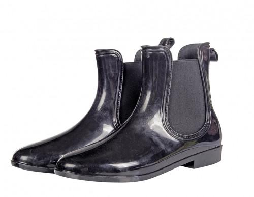 Boots caoutchouc vernis - Boots d'équitation