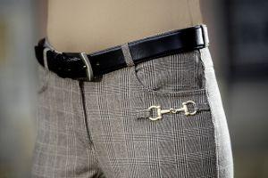Pantalon SIENA Check