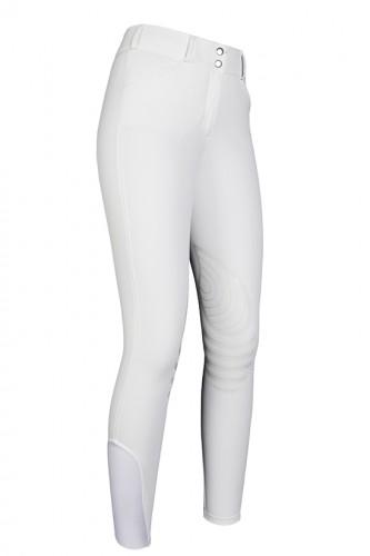 Pantalon HUNTER basanes Silikon - Pantalons d'équitation à basanes