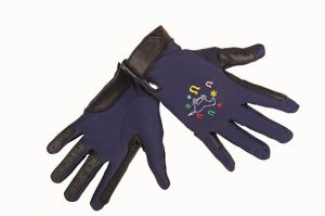 Gants GALOP Junior HKM