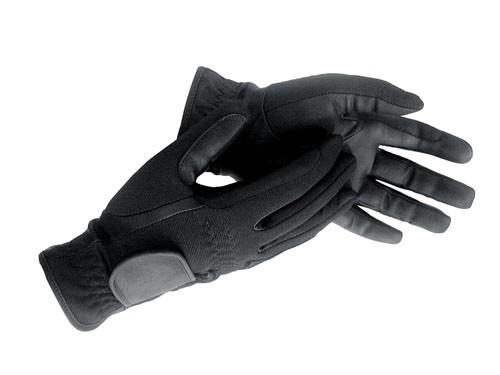 Gants Hiver cuir synthétique - Gants d'équitation d'hiver