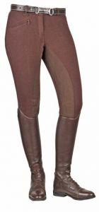 Pantalon PENNY SLIM, fond peau