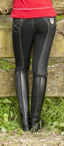 Pantalon Juniors MISS BLINK, fond peau - Pantalons à fond intégral enfant