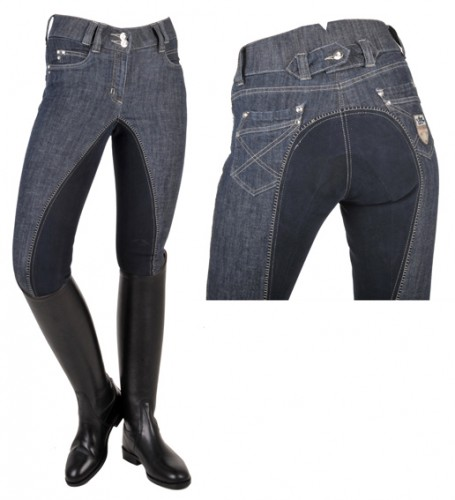 Pantalon Juniors MISS BLINK, fond peau