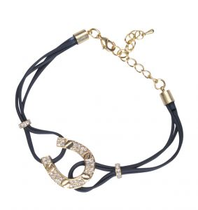 Bracelet Fer à Cheval, doré