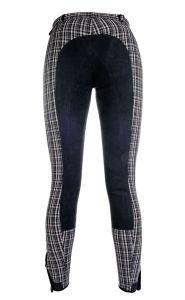 Pantalon ANDREA 46 écossais