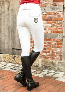 Pantalon Juniors Mrs BLINK, fond peau