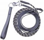 Rênes allemandes HKM corde/cuir