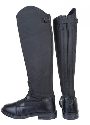 Bottes synthétiques STYLE - Collection HKM STYLE