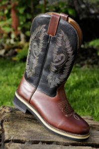 Bottes Western SOFTY COW HKM