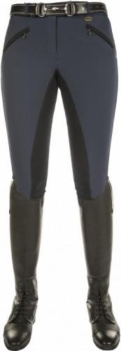 Pantalon KARTHINGO EASY, fond peau - Pantalons d'équitation d'hiver
