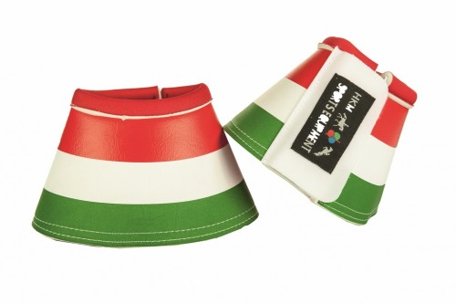 Cloches HKM FLAGS - Cloches cheval