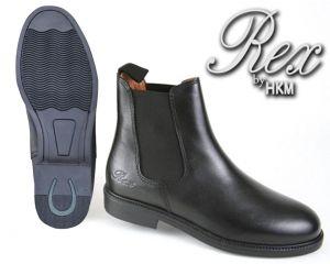 Boots REX SCOTLAND Elastiques