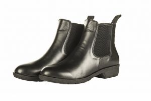 Boots cuir FREE STYLE HKM