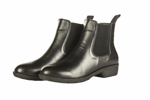 Boots cuir FREE STYLE - Boots d'équitation