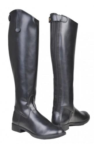 Bottes NEW GENERAL Dames, Tige/Mollet Std, HKM - Bottes d'équitation