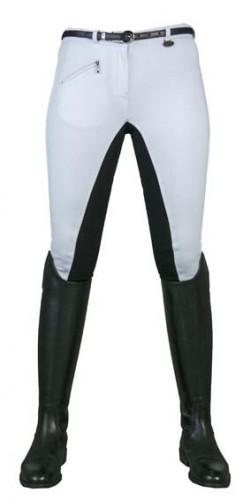 Pantalon Juniors BASIC Belmtex Grip HKM, fond peau
