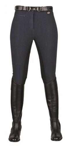Pantalon STRETCHY HKM, Fond peau - Destockage mode femme