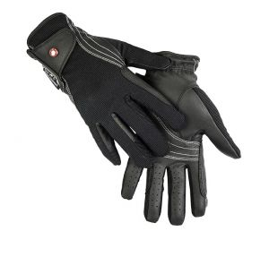 Gants Professional Cuir Synthétique HIVER HKM