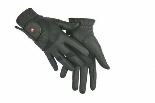 Gants PROFESSIONAL AIR MESH HKM - Destockage accessoires d'équitation