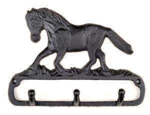 Porte Manteau avec cheval