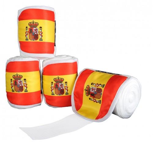 Bandes de polo FLAGS HKM - Bandes de polo