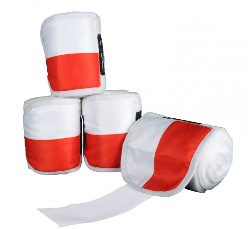 Bandes de polo FLAGS HKM - Bandes de polo