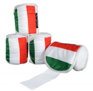 Bandes de polo FLAGS HKM