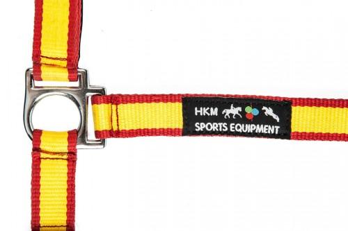 Licol FLAGS HKM - Licols en nylon