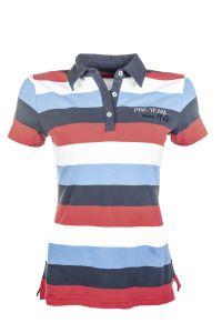 Polo dames & juniors INTERNATIONAL Stripes