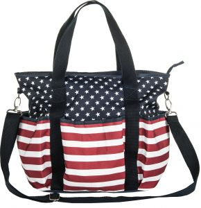 Sac de pansage STARS & STRIPES