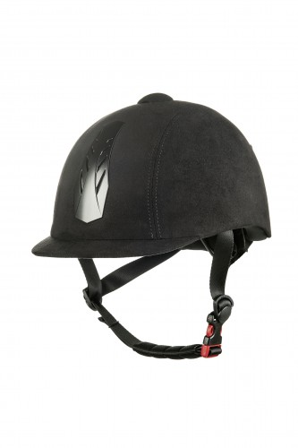 Casque NEW AIR STRIPE HKM - Vente Flash Cavalier