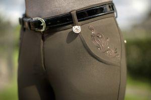 Pantalon QUEENS CRYSTAL basanes silikon