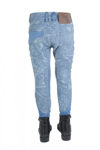Pantalon PRINCESS DENIM - Tout à - 50%