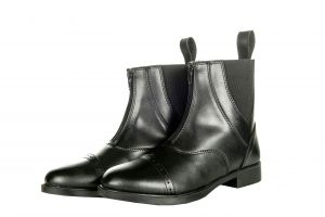 Boots ZIP cuir synthétique AKTION