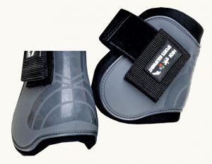 Guêtres+Protège-boulets HKM - Pack de 4