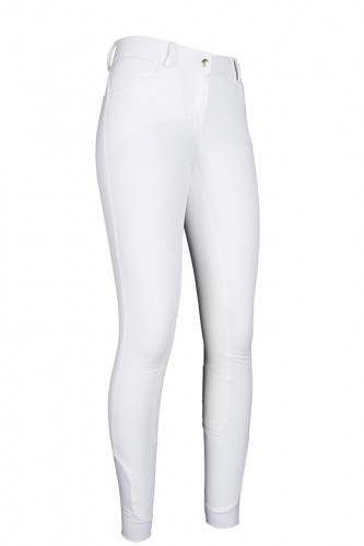 Pantalon SIENA Piping fond peau - Destockage mode femme