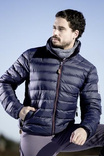 Veste matelassée HIGHLAND - Blousons & vestes chaudes homme