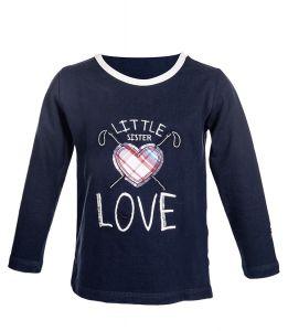 Tee-shirt manches longues BONNIE Love