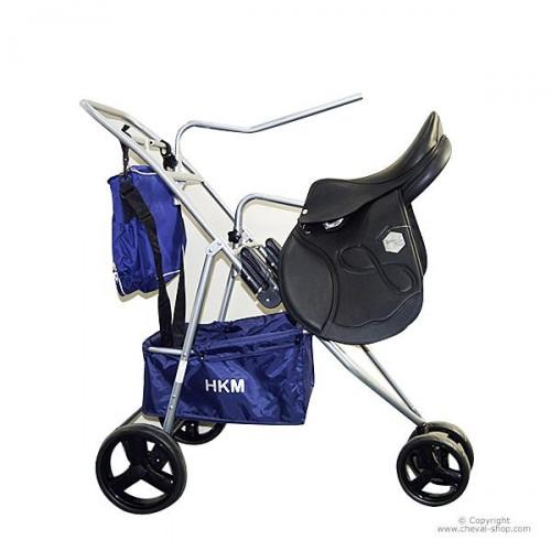 Chariot porte-selle, pliable - Materiel d'écurie