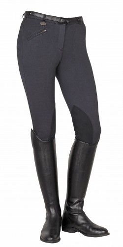 Pantalon PENNY EASY (bas lycra) - Pantalons d'équitation à basanes