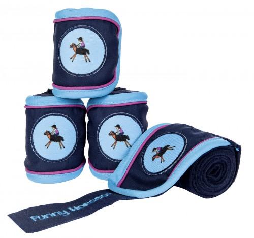 Bandes de polo FUNNY HORSES - Bandes de polo