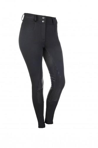 Pantalon STARLIGHT fond Silikon - Pantalons d'équitation à fond intégral