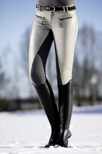 Pantalon SCOTLAND STYLISH fond peau
