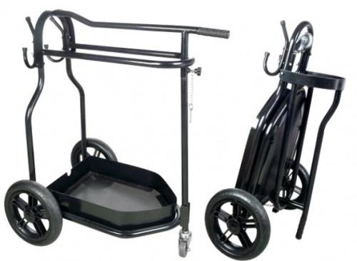 Chariot porte-selle EASY, pliable - Selles mixtes