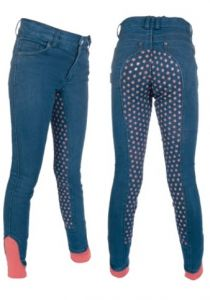 Pantalon Denim TINA