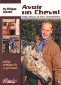 Avoir un cheval